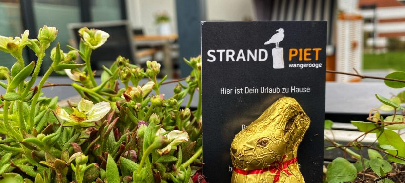 STRAND | PIET zu Ostern